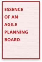 Essence of an Agile Planning Board Guide