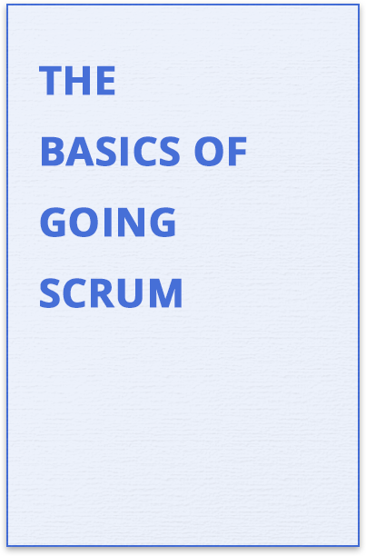 Basics of Going Scrum Guide