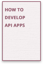 Develop API Apps Guide