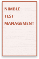 Nimble Test Management Guide